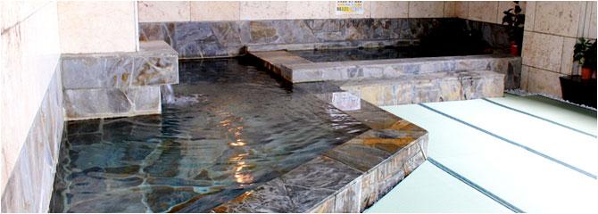 天然ラジウム温泉「不死鳥の湯」の写真
